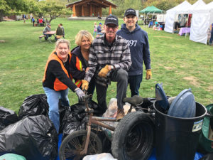 Great Islands Clean Up 2018