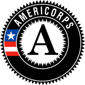 AmeriCorps volunteers on Orcas Island